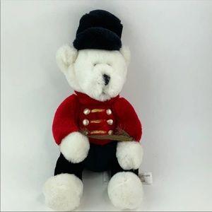 Vintage 1999 Toy Soldier Fans Plush Bear